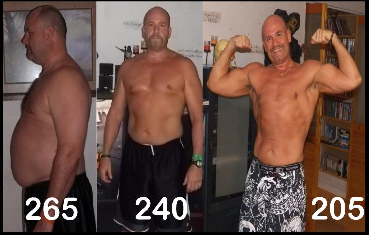 Swipe File | Male Weight Loss Before and After Photos