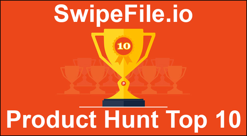 Product Hunt Top 10 Award