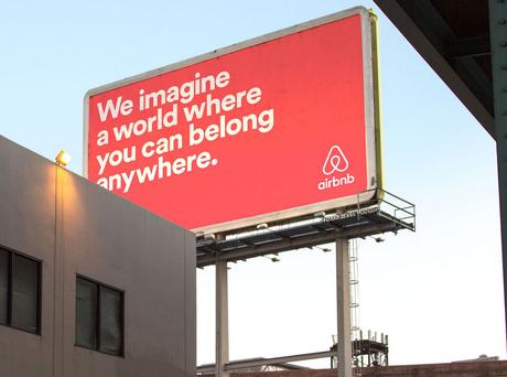 airbnb billboard